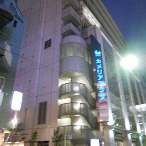 亀戸文化センター外観
