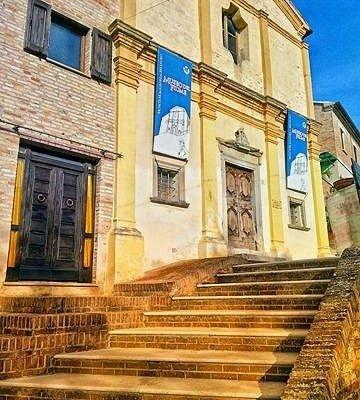 Chiesa Madonna del Soccorso (1640) adibita a Museo Storico