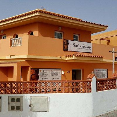 Soul Massage Professional Center.