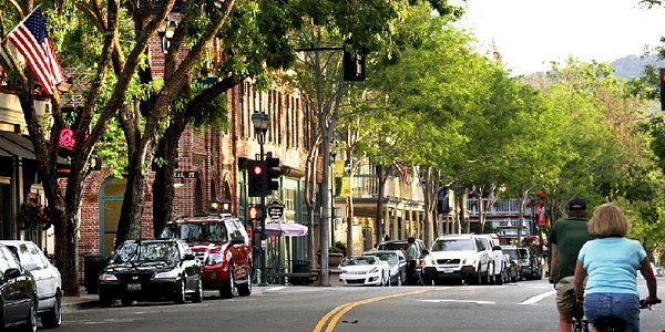 Downtown Pleasanton is home to over 550 diverse businesses