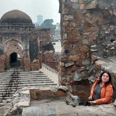 Ferozshah Kotla -the plae where real Djinns live...