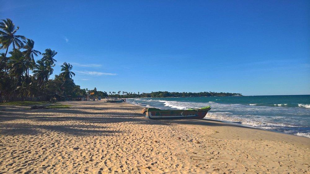 пляж Уппувели