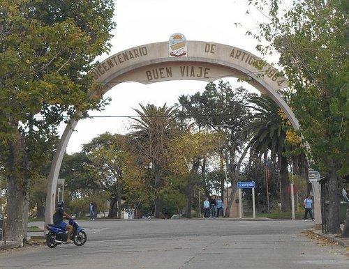Arco Bicentenário de Artigas