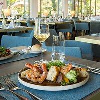 À-la-carte-Restaurant Seegarten