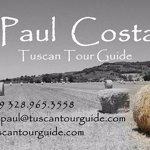 Tuscan Tour Guide