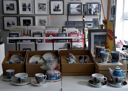 Beneda porcelain  and Kosycarz photos