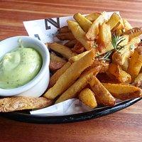 Z Deli Fries