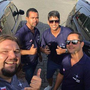 Equipe Mauro Tours... Obrigado pela confiança sempre!!! ;)