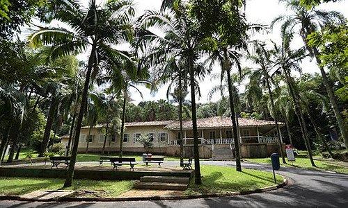 Casarão do Lago do Café, abriga o MUCA Museu do Café de Campinas.