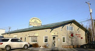 Our store is located on 1922 Peger Rd across from the Fairbanks DMV