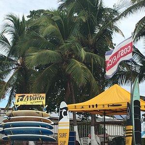 Jaco Manta Surf School