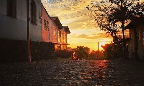 San Pedro Nonualco a very colonial town you must visit where you can enjoy the weather.
