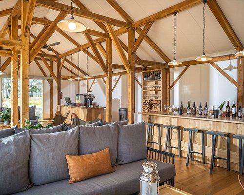 The Framehouse Interior at Bosman Hermanus