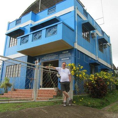 The Vulcanology monitoring station