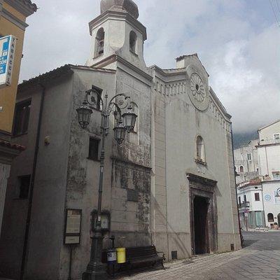 Esterno della Chiesa