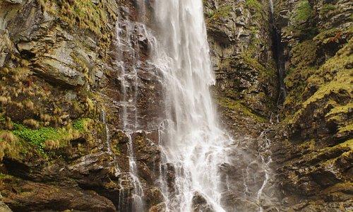 Водопад Фрода.