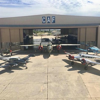 CAF Hangar