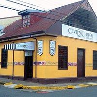 Nuestro Restaurante Cevichitos....especialidad en Mariscos...visítenos, deleítese a bajo costo..