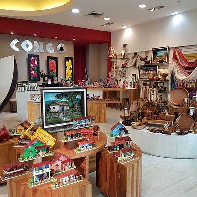 Costa Rican handmade gift shop