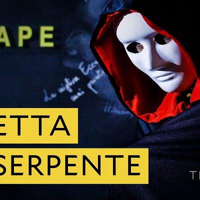 L'Escape Room come non l'avete mai provata #Try2Escape