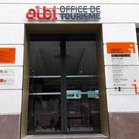 Le nouvel Office de Tourisme d'Albi au 42 rue Mariès