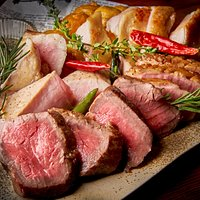 Special meat plate