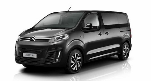 Brand new Citroen SpaceTourer 9 seater available for transfers and excursion.