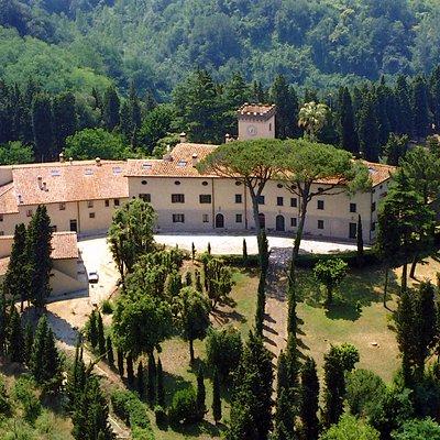 La Villa di Usigliano, cuore della Tenuta Usiglian del Vescovo