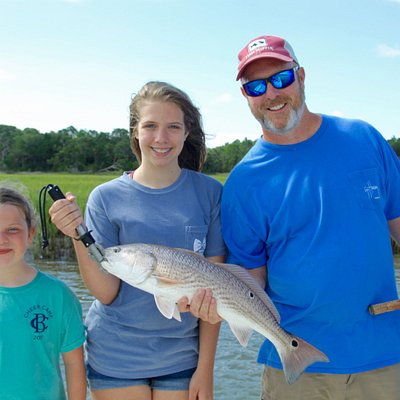 Isle of Palms Fishing Charters www.exploremorewater.com