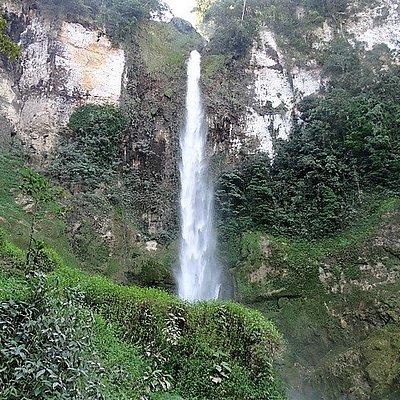Matayangu waterfall