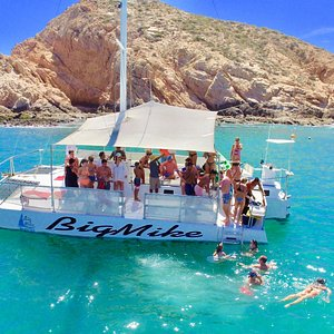 Snorkel Tour in Big Mike Seadventures