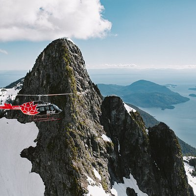 SKY Helicopters - North Shore & Sea to Sky tour