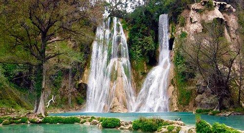 Huasteca Potosina waterfalls