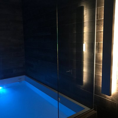 Saltwater Float Pools -  to help with jet lag, sleep deprivation, joint and muscle pain