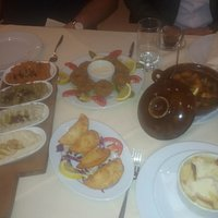 Great Syrian Appetizers...