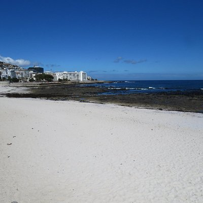 Sea Point beach