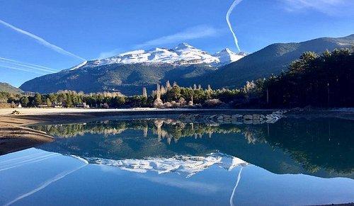 El lago del Juncaral