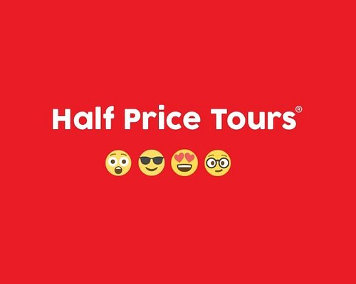 Half Price Tours - Logo