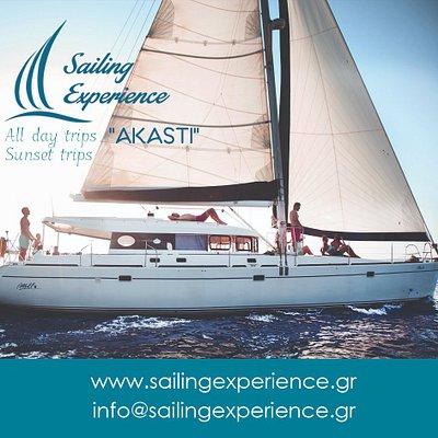 Sailing Yacht 'Akasti'