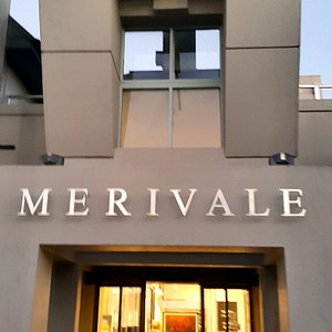 Entrance to Merivale Mall
