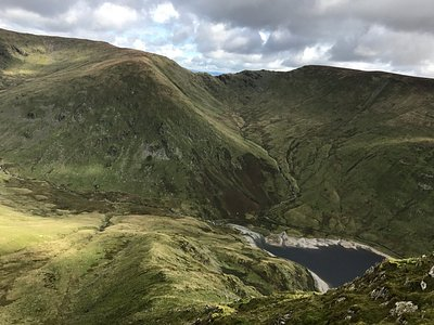 From Ill Bell, Kentmere