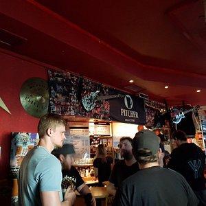 Pitcher - Rock'n'Roll Headquarter Düsseldorf