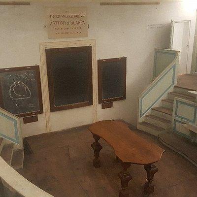 Teatro anatomico di Modena