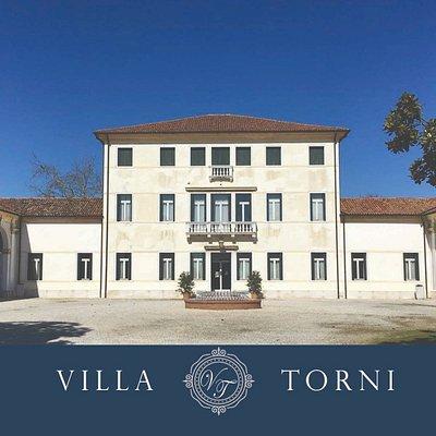 Villa Torni è un luogo dove poter trascorrere dei momenti con la propria famiglia