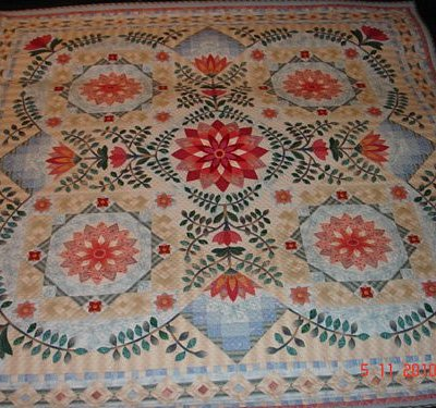 San Antonio Quilt Tour for 3 nights, we will travel to Houston for the International Quilt Show