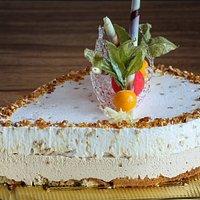 LA Via Lattea Semifreddo Cake