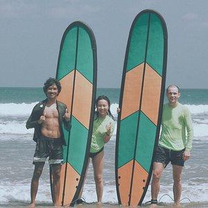 Post-surf photo