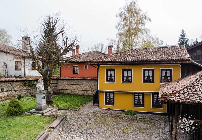 House-museum in Koprivshtitsa, Bulgaria