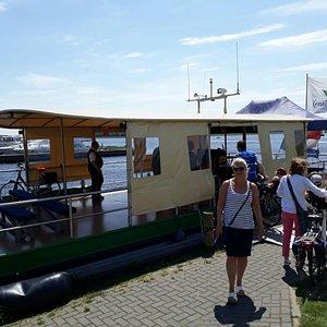 Rederij Zuidwal - Spakenburg Cruise