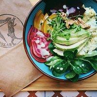 Chez Oskar - Salat Bowls